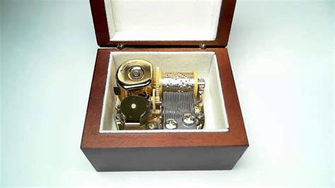 The inside of the box is lined with black velvet and has a spacious compartment for storage. Bohemian Rhapsody - Queen  Custom Tune Music Box  - YouTube