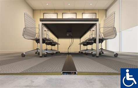 desk chair mat for carpet connectrac in carpet power voice and data floor raceway
