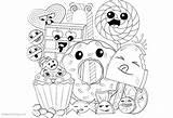 Coloring Cartoon Dessert Happy Kawaii Printable Colorare Disegni Ausmalbilder Immagini Adults Drucken Kawai Bettercoloring Num Noms Kostenlos Ragazze Characters Ambok sketch template