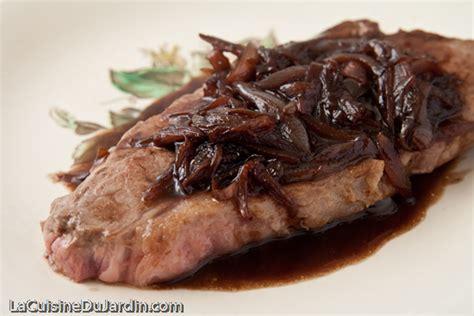 site recette cuisine bavette à l échalote comme à la brasserie la cuisine du