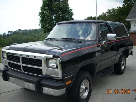 where to buy car manuals 1992 dodge ramcharger interior lighting 1992 dodge ramcharger le for sale dodge ramcharger 1992 for sale in rutledge tennessee