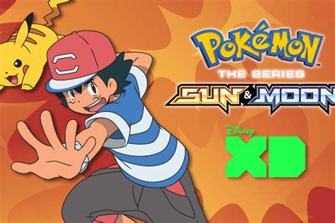 pokemon sun  moon anime airs stateside starting