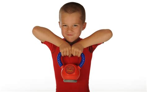 kid kettle toys fitness wod toy kettlebell exercise equipment rogue weight bench amazon fun redmon safe baby bell durable kettlebells