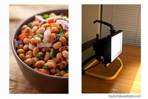 How to make an indoor lighting rig for $15. I need this for photographing meals after sundown ...