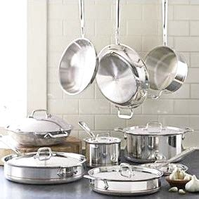 brands  chef quality professional stainless steel pots  pans   buy