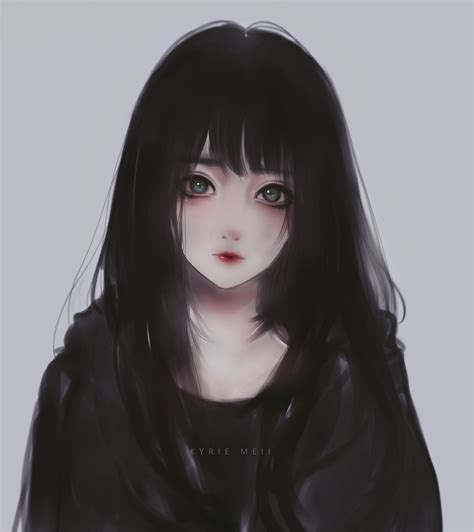 Anime Wallpaper Vire - anime vire with black hair pixiv id 24603290 image
