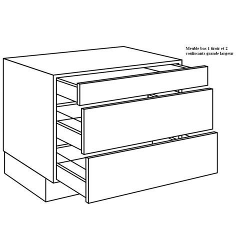 tiroir coulissant pour cuisine meuble de cuisine avec tiroir coulissant meubles de