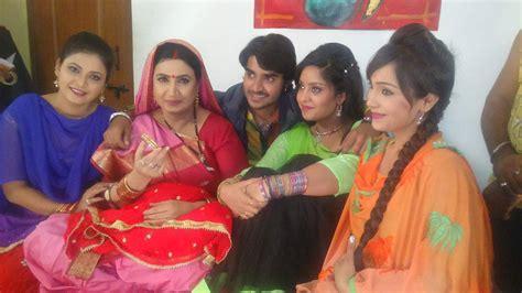 bhojpuri film dulhan chahi pakistan se shooting stills