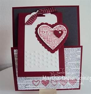Tarjetas de amor hechas a mano Imagui