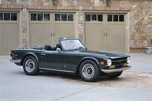 Hemmings Find Of The Day  U2013 1973 Triumph Tr6