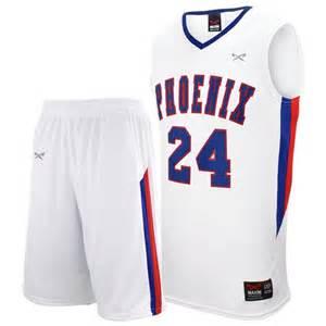 Jersey Basketball Uniforms