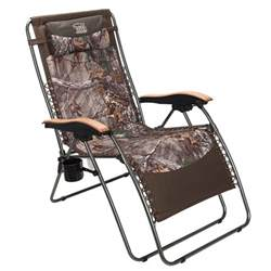 timber ridge padded oversized xl zero gravity chair review