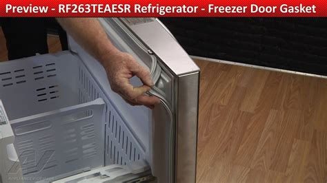 Rf263teaesr Samsung Refrigerator