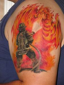 11 best images about Firefighter tattoo on Pinterest ...