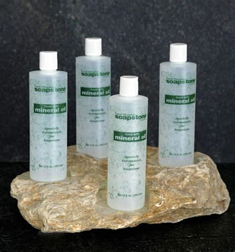 Mineral Oil  Green Mountainsoapstonecom