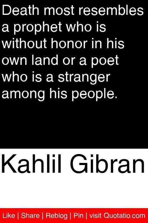 Poet Prophet Quotes