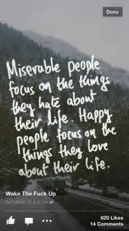 Miserable People Quotes and Sayings