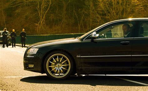 Jason Statham Used Audi A8 In Transporter 3 Specification