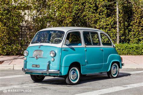 Fiat Multipla For Sale by Fiat 600 Multipla For Sale Auto Today