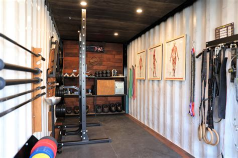 container gym fundamental