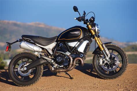 Gambar Motor Ducati Scrambler 1100 by Mcn Ducati Scrambler 1100 Amatmotor Co