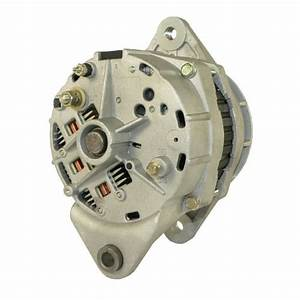 Alternator  Delco  Fiat Allis  1117915