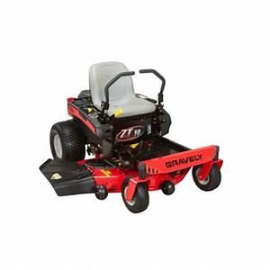 """Zero Turn Mower   Gravely ZT50- 24HP Kohler, 50"""" Cut"""