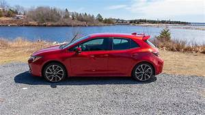 2019 Toyota Corolla Hatchback Manual Se Upgrade Review