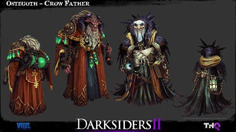 art  darksiders ii
