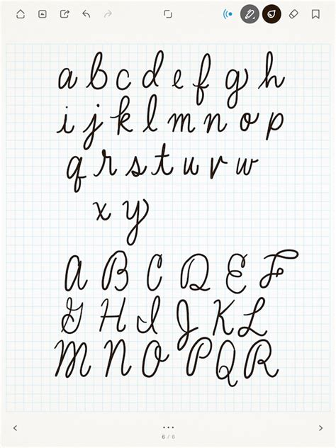 How To Improve Your Handwriting  A Refresher  Smart Notebooks For Digital Writing & Drawing