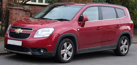 Chevrolet Orlando Picture by Chevrolet Orlando