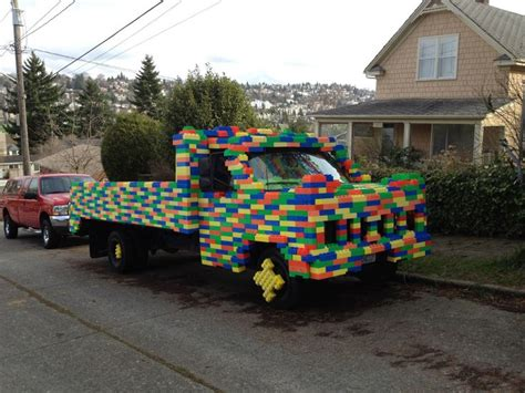 Lego, Lego Truck And