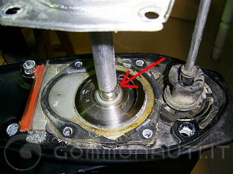 mercury elpt cc carburato sostituzione girante