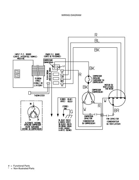 residential air conditioner wiring diagram sle