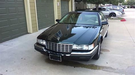 how to learn all about cars 1996 cadillac seville security system my second car 1996 cadillac seville sls youtube