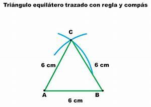 6 6 En Cm : c mo trazar un tri ngulo equil tero matematicas para ti ~ Dailycaller-alerts.com Idées de Décoration