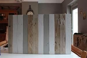 Tete De Lit Bois Flotté : tete de lit bois flott recherche google t te de lit faire pinterest lit bois ~ Teatrodelosmanantiales.com Idées de Décoration