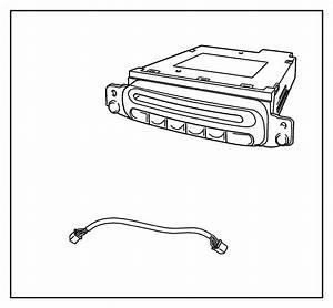 Dodge Caravan Wiring  Compact Disc Changer