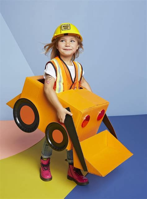 construction cruiser costume instructions parents