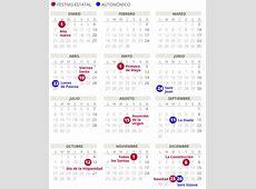 Calendario laboral del 2019 en Catalunya con todos los