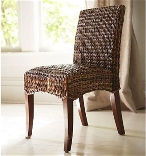 seagrass side chair traditional dining