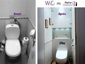 Petit Lave Main Wc : wc gain de place wici concept ~ Dailycaller-alerts.com Idées de Décoration