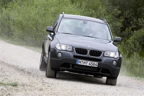 Bmw X3 2008 by 2008 Bmw X3 2 0d Top Speed
