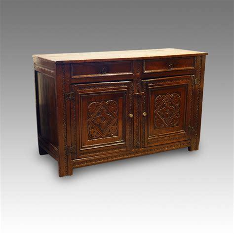 Antique Wooden Sideboard by Antique Carved Oak Sideboard Hingstons Antiques Dealers
