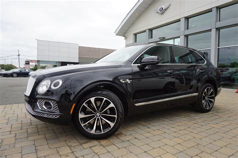 The Best 2018 Bentley Bentayga Onyx Edition (sold) Paul