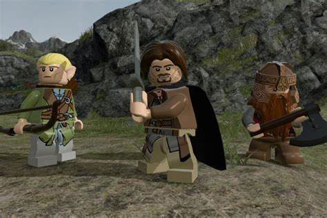 Yes Lego Lord Of The Rings And The Hobbit Are No Longer