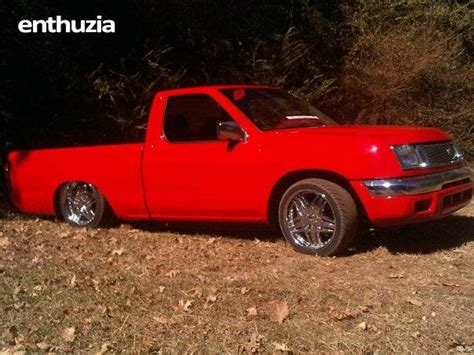 nissan frontier bagged photos 1998 nissan bagged show truck frontier for sale