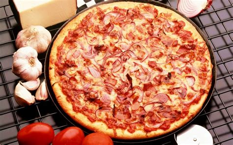 cuisine pizza the 20 facts about pizza and how much we it that