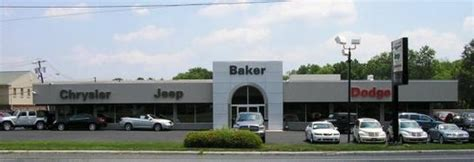baker chrysler jeep dodge ram princeton nj  car