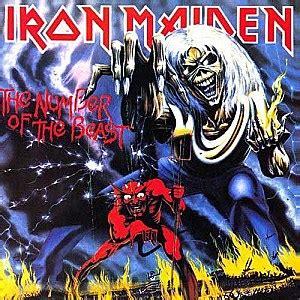 years  iron maiden unleash  number   beast
